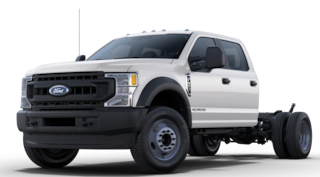 2020 Ford F-450 Chassis XL (XL 4WD Crew Cab 179 WB 60 CA) Truck Crew Cab