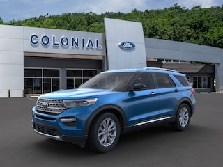 New 2021 Ford Explorer Limited SUV in Danbury, CT