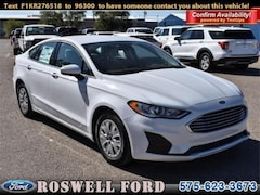 New 2019 Ford Fusion S Sedan For Sale in Roswell, NM