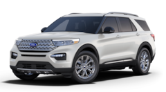 New 2021 Ford Explorer Limited SUV 1FMSK8FH8MGA60292 for sale in Imlay City