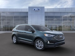 New 2020 Ford Edge SEL Crossover 2FMPK4J93LBA83256 in Rochester, New York, at West Herr Ford of Rochester