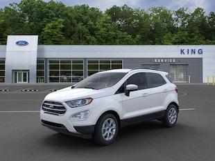 2020 Ford EcoSport SE Crossover MAJ6S3GL4LC363058