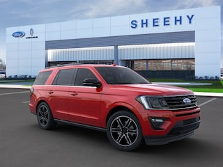 New 2020 Ford Expedition Limited SUV in Warrenton, VA