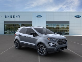 New 2020 Ford EcoSport SES SUV for sale near you in Ashland, VA