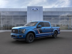 New 2019 Ford F-150 Lariat Truck 1FTEW1E42KFC98413 in Rochester, New York, at West Herr Ford of Rochester
