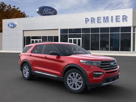Featured New 2021 Ford Explorer XLT SUV for Sale in Brooklyn, NY