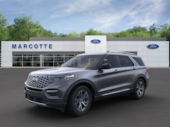 2020 Ford Explorer Platinum SUV For Sale In Holyoke, MA
