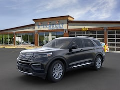 New 2020 Ford Explorer Limited SUV For Sale in Steamboat Springs, CO