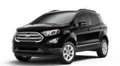New 2018 Ford EcoSport SE SUV JF18549 in Jamestown, NY