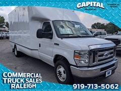 2021 Ford E-350SD 16FT BOX/Ramp Cab/Chassis