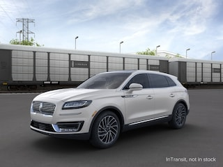 New 2020 Lincoln Nautilus Reserve SUV LBL27542 in East Hartford, CT