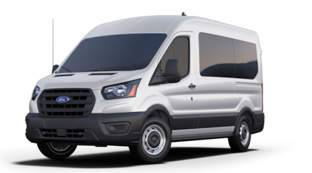 Featured New 2020 Ford Transit-150 Passenger Wagon Medium Roof Van for Sale in Hempstead, NY
