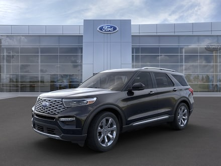 2020 Ford Explorer Platinum 4WD AWD Platinum  SUV