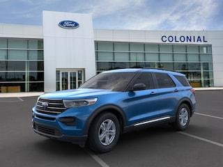 2021 Ford Explorer XLT 4WD Sport Utility