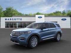 2020 Ford Explorer Limited SUV For Sale In Holyoke, MA