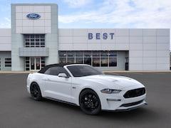 New 2020 Ford Mustang GT Premium Convertible Nashua, NH