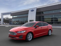 2020 Ford Fusion SE SE FWD 201735 in Waterford, MI