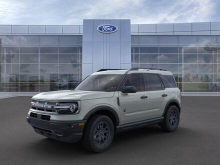 2021 Ford Bronco Sport Big Bend 4x4 EcoBoost Big Bend 4x4