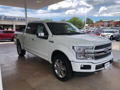 2020 Ford F-150 Platinum 4WD Supercrew 5.5 Box Truck