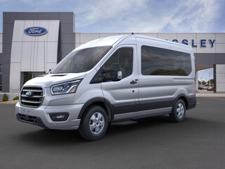 2020 Ford Transit-150 Passenger Wagon Medium Roof Van