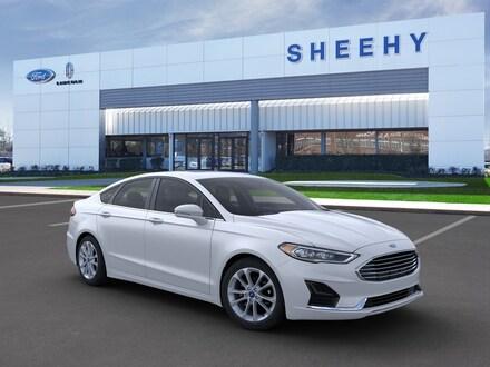 Featured New 2020 Ford Fusion Hybrid SEL Sedan for sale near you in Ashland, VA