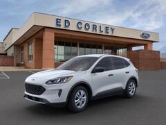 New 2020 Ford Escape S SUV 1FMCU0F61LUB68607 Gallup, NM