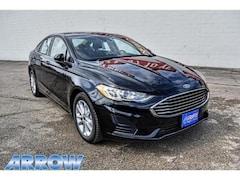 New 2020 Ford Fusion S Sedan for sale in Abilene, TX