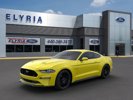 2021 Ford Mustang GT Premium Fastback Coupe