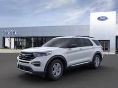 New 2021 Ford Explorer XLT SUV 210013 in El Paso, TX