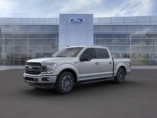 2020 Ford F-150 XLT 4WD Supercrew 5.5 BO 4x4 XLT  SuperCrew 5.5 ft. SB