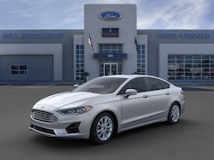 New 2020 Ford Fusion Hybrid SEL Sedan for sale in Yuma, AZ