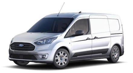 2020 Ford Transit Connect Van XLT LWB With Symmetrical Doors