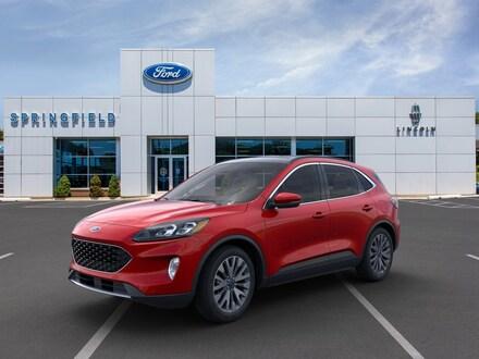 New 2020 Ford Escape Titanium SUV for sale near Philadelphia