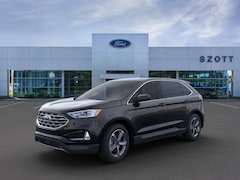 New 2021 Ford Edge SEL SUV for sale in Holly, MI