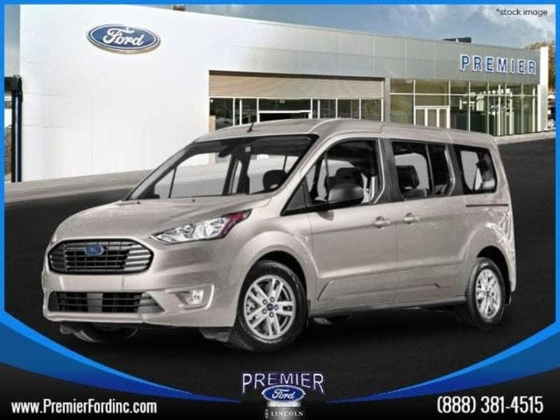 Featured New 2019 Ford Transit Connect Commercial XL Cargo Van Van Cargo Van for Sale in Brooklyn, NY