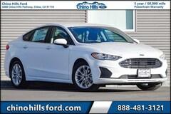 New 2020 Ford Fusion Hybrid SE Sedan for sale in Chino, CA