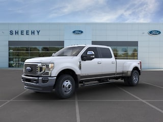 New 2020 Ford F-350 King Ranch Truck Crew Cab for sale near you in Ashland, VA