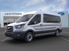 New 2020 Ford Transit-350 Passenger XL Wagon Medium Roof Van 1FBAX2C86LKB51449 in Long Island