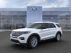 new 2020 Ford Explorer Limited SUV for sale in yonkers