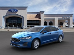 New 2020 Ford Fusion S Sedan for sale in El Paso, TX