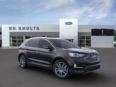 New 2019 Ford Edge Titanium SUV in Jamestown, NY