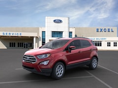 New 2020 Ford EcoSport SE SE FWD For Sale in Carthage, TX