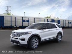 New 2021 Ford Explorer Platinum SUV For Sale in West Chester, PA