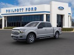 2020 Ford F-150 XL (XL 4WD SuperCrew 5.5 Box) Truck SuperCrew Cab