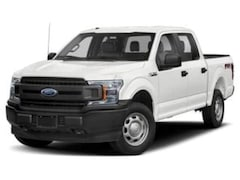 2019 Ford F-150 XL 4WD Supercrew 5.5 BOX
