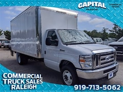 2021 Ford E-350SD 16FT BOX/Liftgate Cab/Chassis