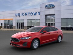 New 2020 Ford Fusion S S  Sedan for Sale in Uniontown, PA