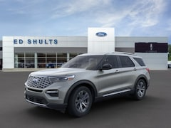 New 2020 Ford Explorer Platinum SUV JF20142 in Jamestown, NY