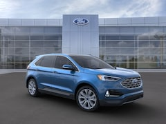 New 2020 Ford Edge Titanium Crossover FAH201420 in Getzville, NY
