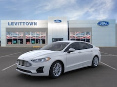 New 2020 Ford Fusion Hybrid SE Sedan 3FA6P0LU3LR121345 in Long Island